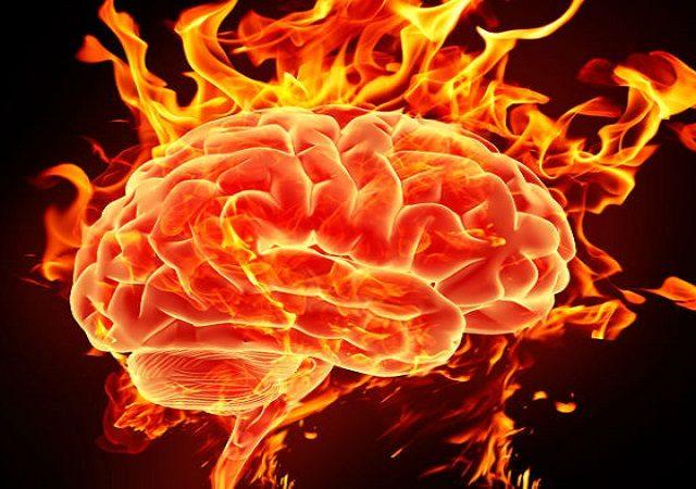 افزایش جریان خون مغز